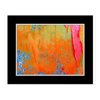 ABSTRACTIONS 56 POSTCARD