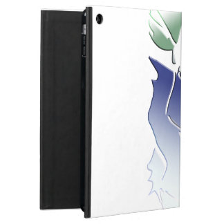 Abstractly - broken case for iPad air