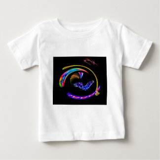 Abstractly in perfection infant t-shirt