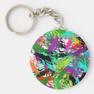 Abstractly Keychain