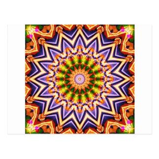 abstracto-arte en diversos productos tarjetas postales