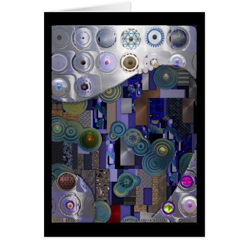 Abstractor ideal de Remodern Tarjetas
