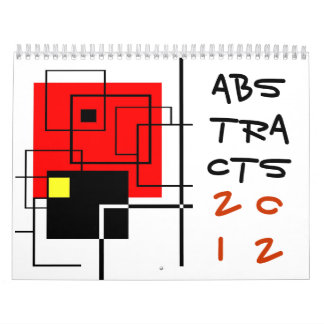 abstracts 2012 calendar