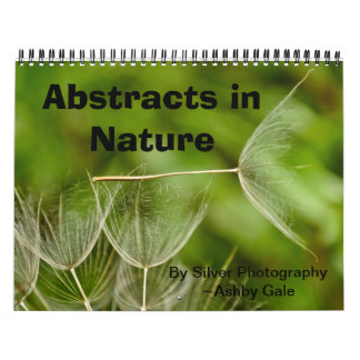 Abstracts in Nature 2013 Calendar