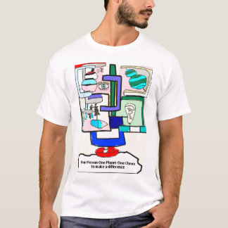 abstractshirtdesign, Support your local charities T-Shirt