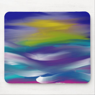 abstracttwo mouse pad
