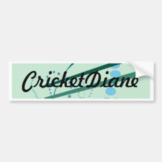Abstractus by cricketdiane bumper stickers