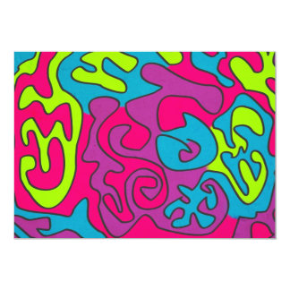 abstractwztexture card