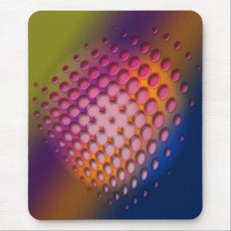 abstrait mouse pad