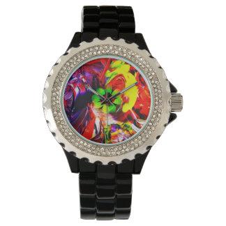Abstrakt in Perfektion Glück - Good Luck Wristwatches
