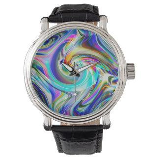 Abstrakt in Perfektion Wrist Watch