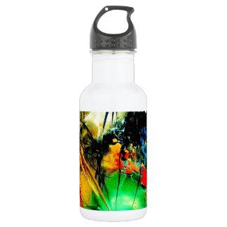 Abstrakt 18oz Water Bottle