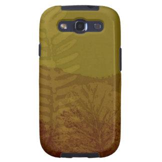 Abstrakter Kasten Herbst-Landschaftssamsungs-Galax Samsung Galaxy SIII Cover
