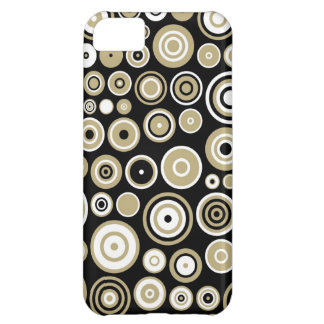 Abstraktes Retro Muster-nahtlose Kunst Cover For iPhone 5C