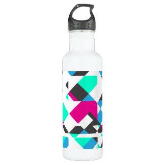 Abstraktion 001 24oz water bottle