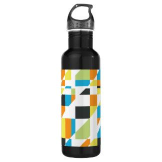 Abstraktion 002 24oz water bottle