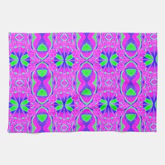 abstrato del padrão toallas
