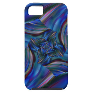 abstrct deep blue designed by Tutti iPhone 5 Case
