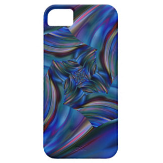 abstrct deep blue designed by Tutti iPhone 5 Cover