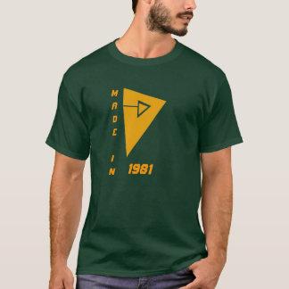 absty, MADEIN, 1981 T-Shirt