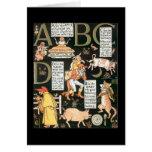 Absurd  ABCD Cards