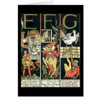 Absurd EFG Greeting Cards