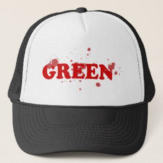 Absurd Green Trucker Hat
