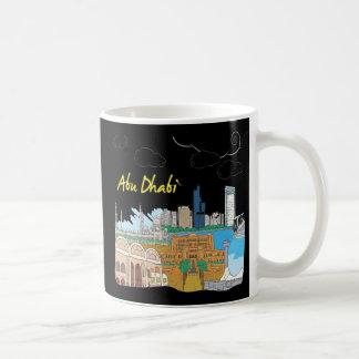 Abu Dhabi Coffee Mug