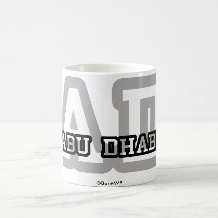 Abu Dhabi Drinkware