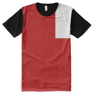 Abu Dhabi Flag All-Over Print T-shirt