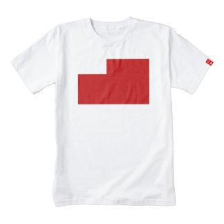Abu Dhabi Flag Zazzle HEART T-Shirt