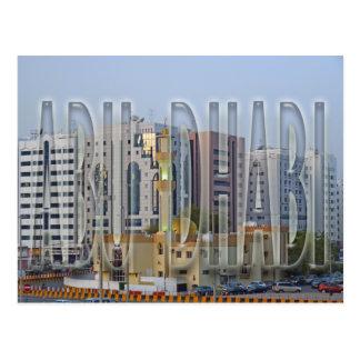 Abu Dhabi Postales