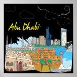 Abu Dhabi Posters