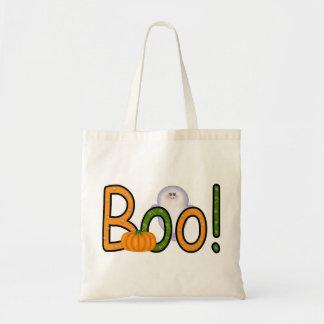 ¡ABUCHEO de Halloween!! Bolsa Tela Barata