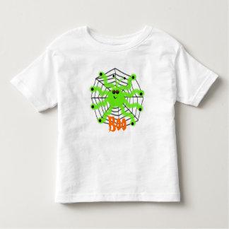 Abucheo de Halloween de la camiseta del niño Playera