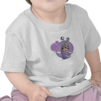 Abucheo de Monsters Inc en el traje Disney del m Camisetas