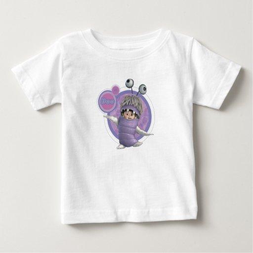 Abucheo de Monsters, Inc. en el traje Disney del T-shirt