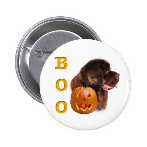 Abucheo de Terranova (brn) Halloween Pin