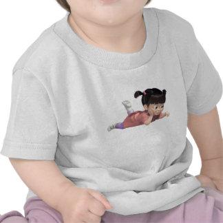Abucheo Disney de Monsters, Inc. Camisetas
