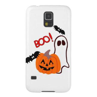 ¡Abucheo!  ¡Feliz Halloween! Carcasas Para Galaxy S5