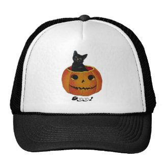 ¡Abucheo! Gorra lindo de Halloween