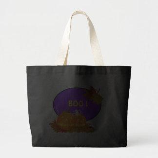 ¡Abucheo! Halloween Bolsa De Mano