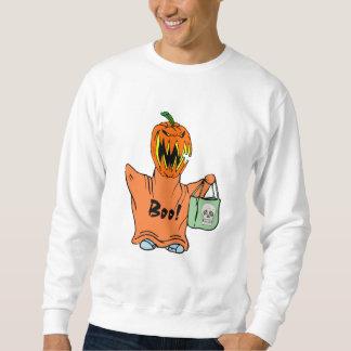 Abucheo Halloween Suéter