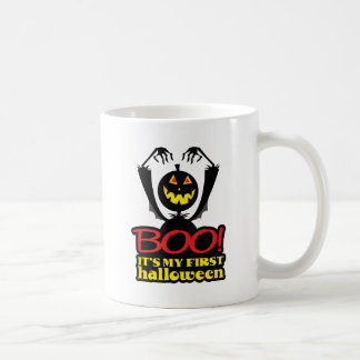 Abucheo mi primera taza de café de Halloween