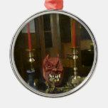 ¡Abucheo! Ornamento Para Arbol De Navidad