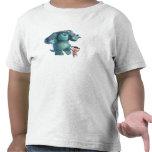 Abucheo y Sulley de Monsters Inc. Camiseta