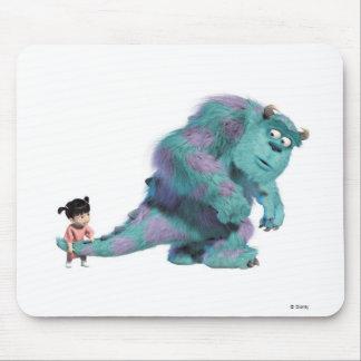 Abucheo y Sulley (Monsters, Inc.) de Disney Alfombrilla De Raton