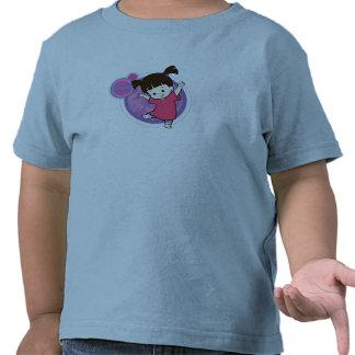 Abucheo Yipee Disney de Monsters Inc Camiseta