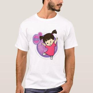 Abucheo Yipee Disney de Monsters, Inc. Playera
