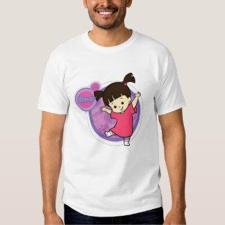 Abucheo Yipee Disney de Monsters, Inc. Poleras
